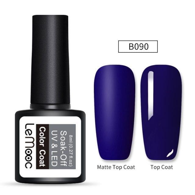 Soak Off Matte Top Coat Uv Nail Gel In 2020 Uv Gel Nail Polish Uv Gel Nails Uv Nails