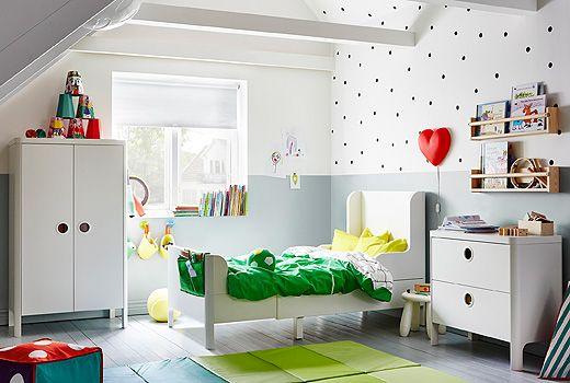 Møbler som vokser Kids Bedrooms Pinterest Wardrobe bed, Kids
