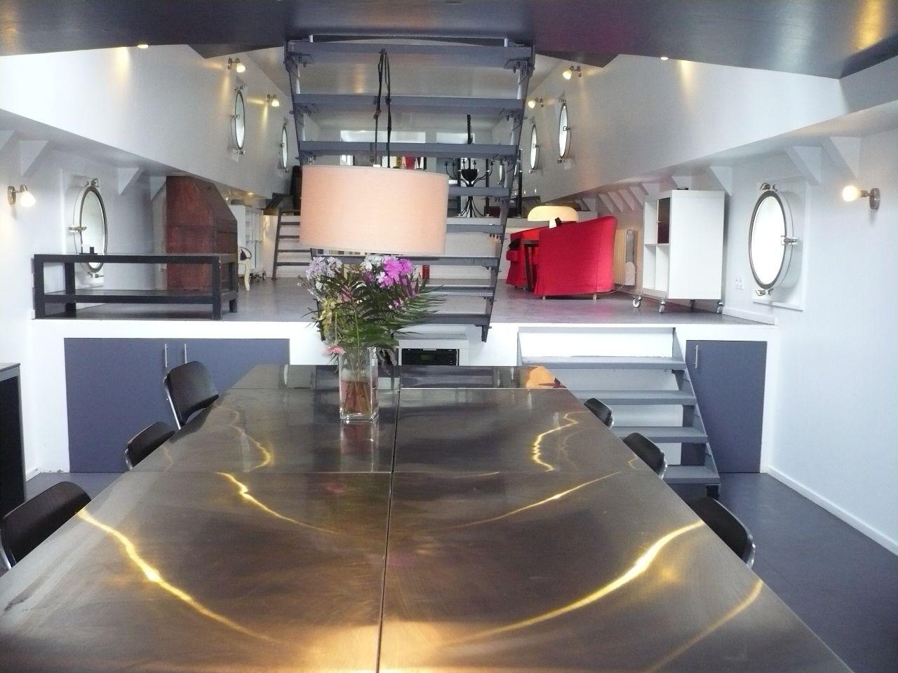 magnifique freycinet am nag e sur 2 niveaux 92 p niche pinterest p niches bateaux et le. Black Bedroom Furniture Sets. Home Design Ideas