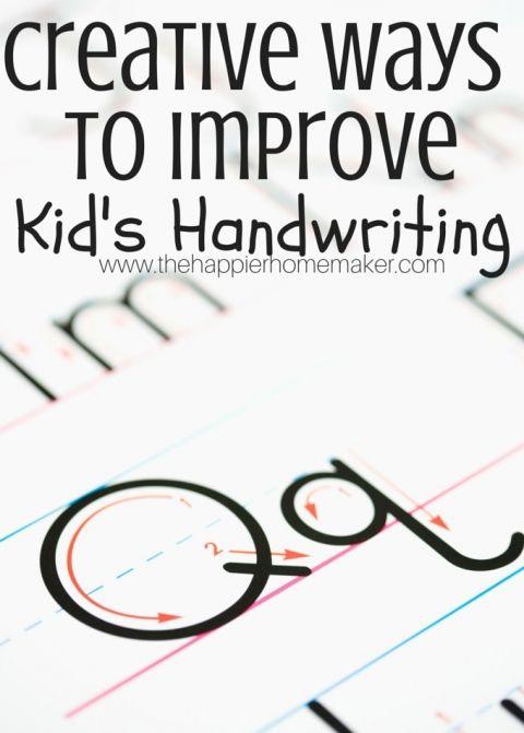 handwriting as evidence