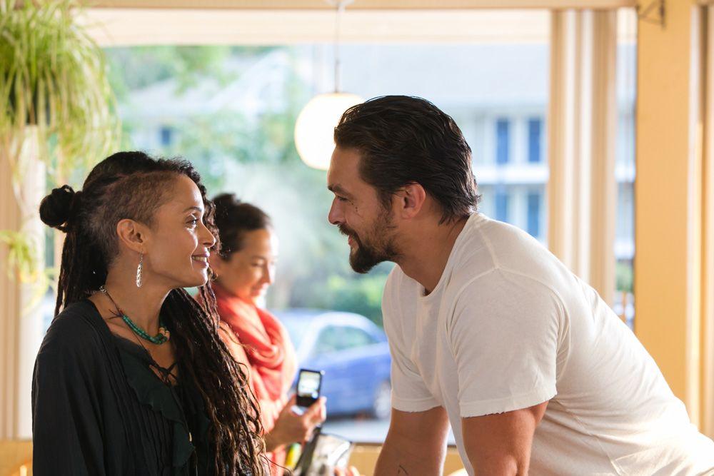 THE RED ROAD: Lisa Bonet and Jason Momoa – SundanceTV