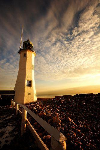 scituate lighthouse, por lee