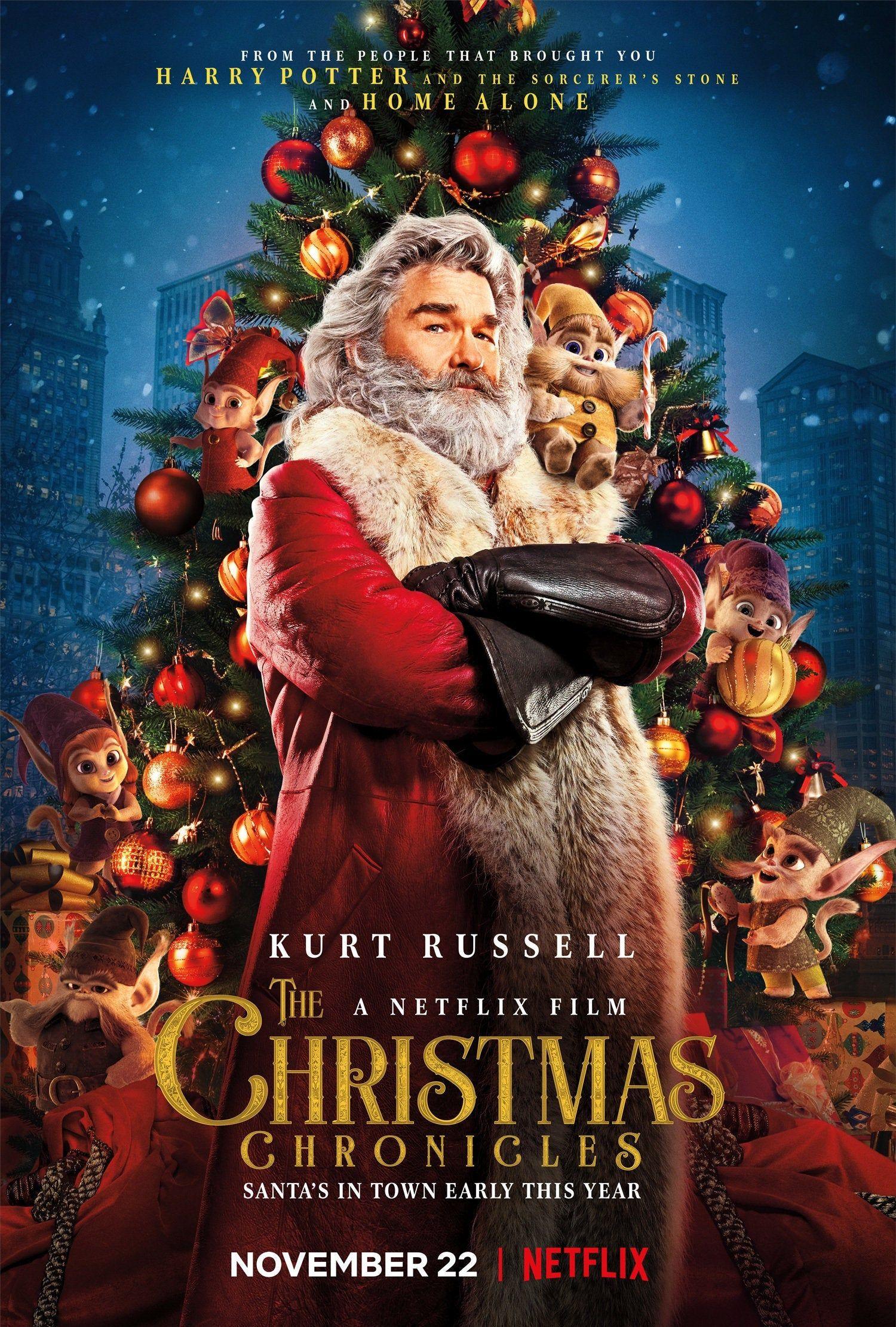 New Giclee Art Print 2018 Christmas Movie Poster The Etsy In 2021 Best Christmas Movies Christmas Movies Holiday Movie