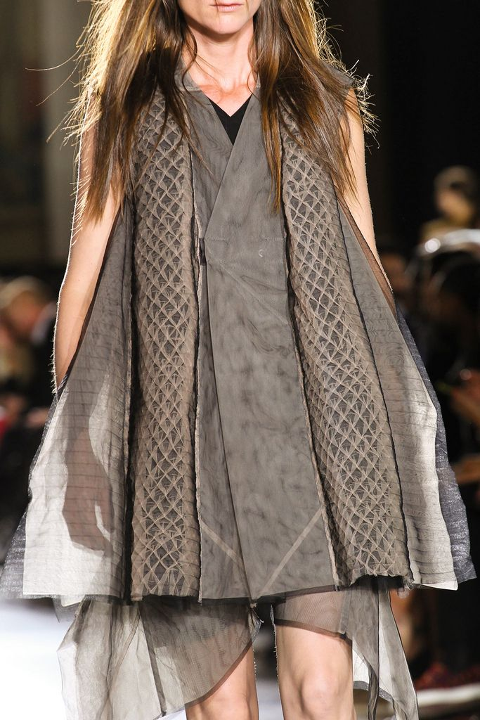 Rick Owens Spring 2015 Ready-to-Wear - Details - Gallery - Style.com