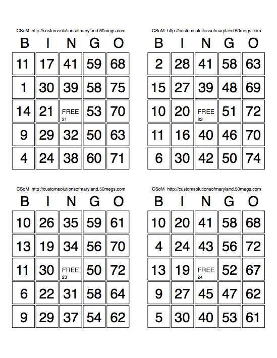 Bingo Caller Bingo Printable Bingo Cards Printable Free Printable Bingo Cards