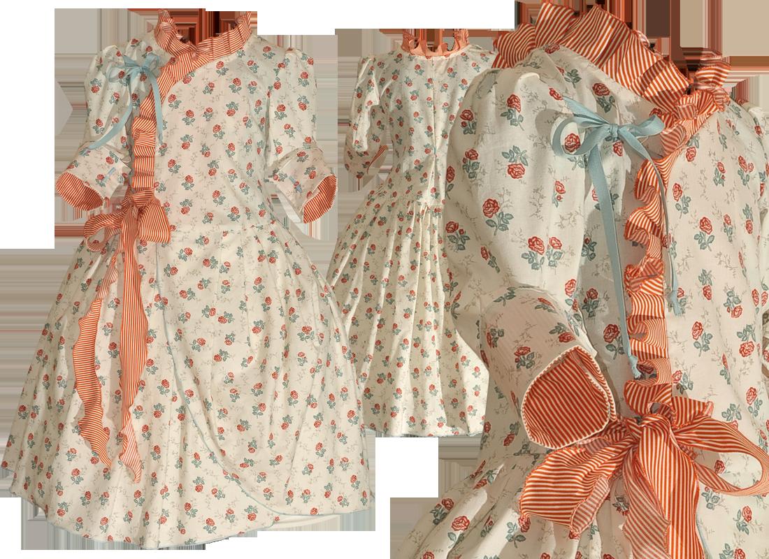 ffb0f06343b Dětské šaty princeznovské