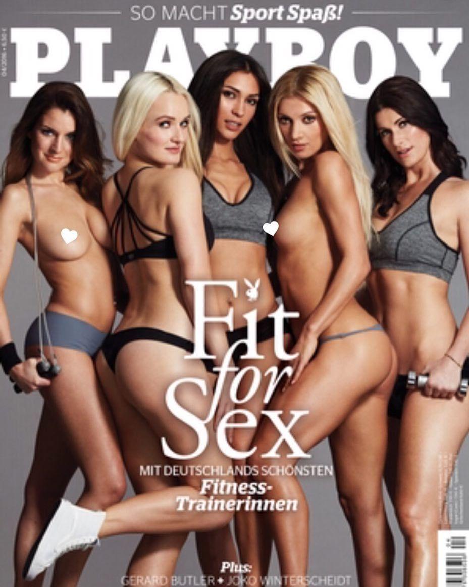 Na wer hat schon zugeschlagen?  Alles was Männern Spaß macht - in einem Heft!  #FitForSex #playboy #Playboyde #Playmate #poayboydeutschland #instafit #instalike #fitness #fitnessgirl #fitnessgirls