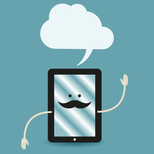 market to ipad users