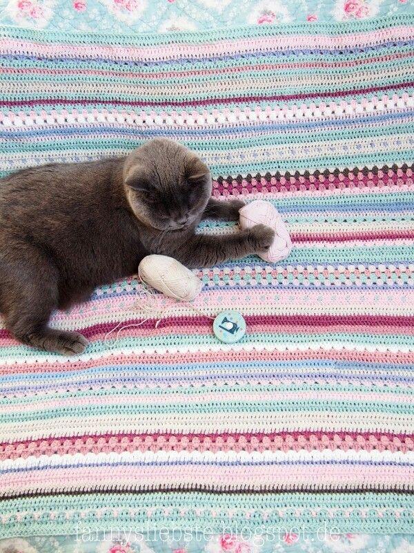Greengate Häkeldecke | Häkeln / Crochet | Pinterest | Häkeldecke ...
