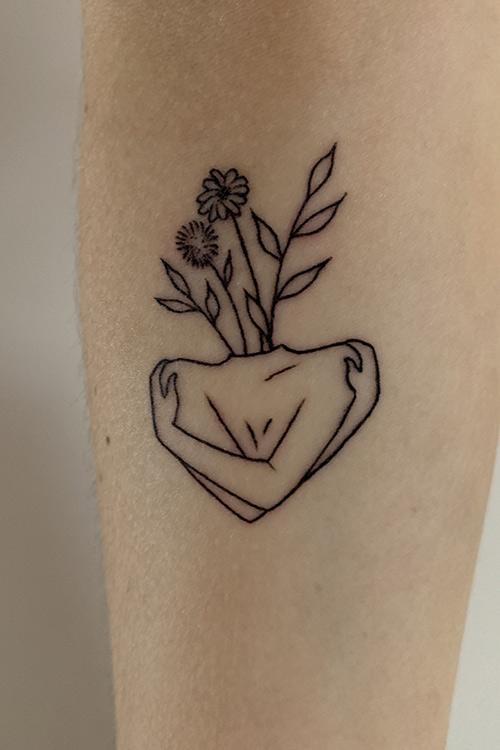 25 ideas de tatuajes pequeños (para empezar la colección)