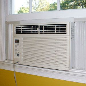 How Does A Window Air Conditioner Work In 2020 Window Air