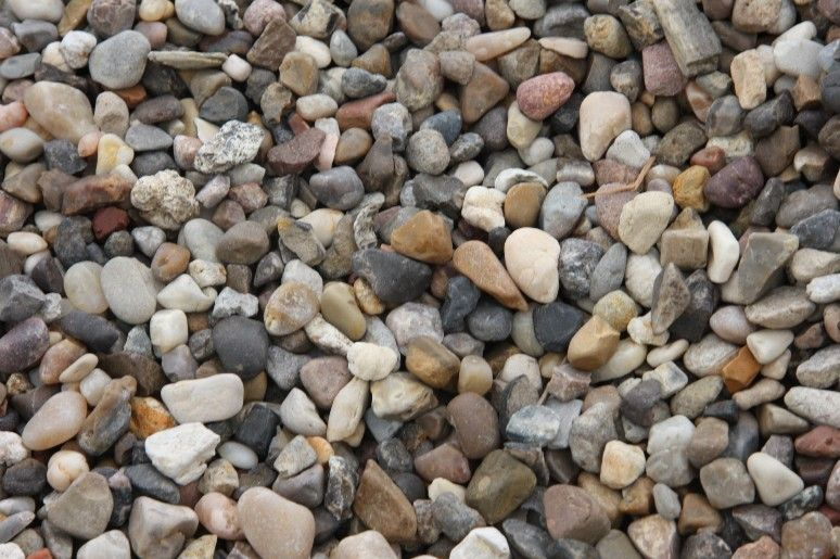 Rainbow Rock Landscaping Rock Landscaping With Rocks Landscaping Rock Backyard Landscaping