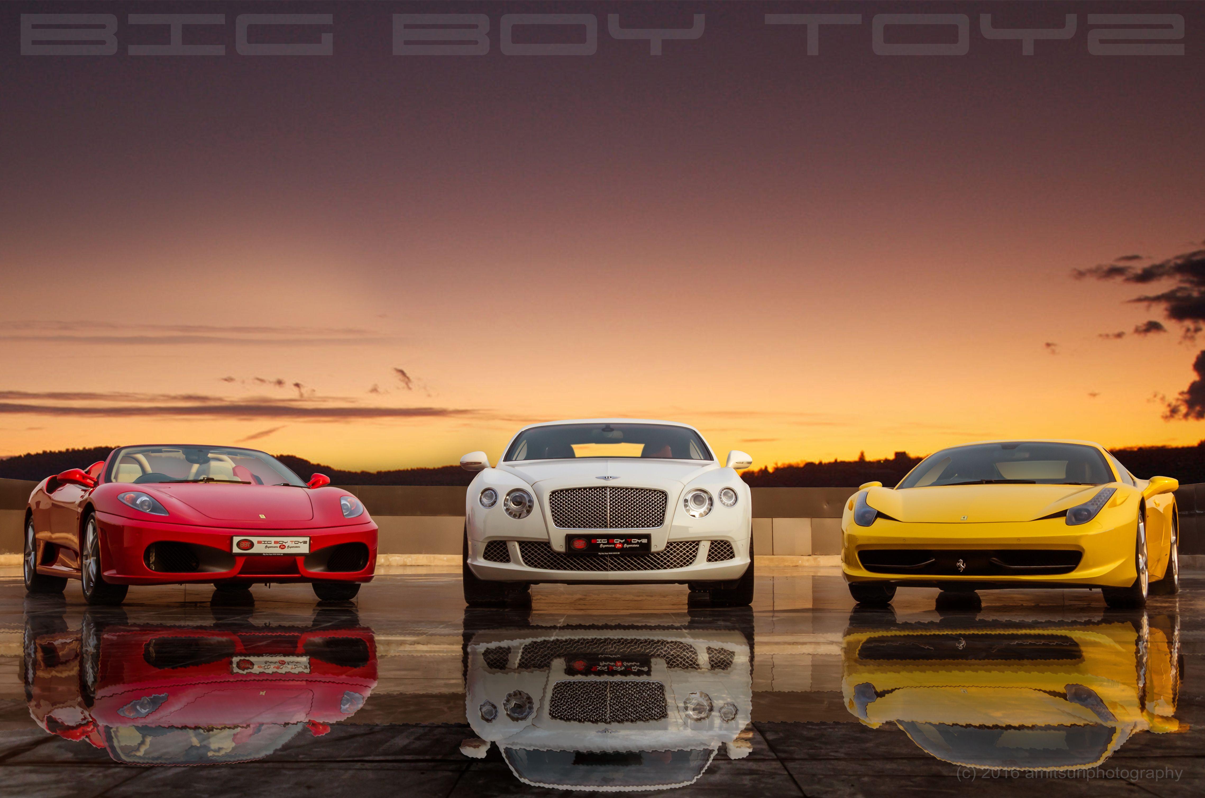 Poster Shoot For Big Boy Toyz India Automotive Photography Big Boys Photography