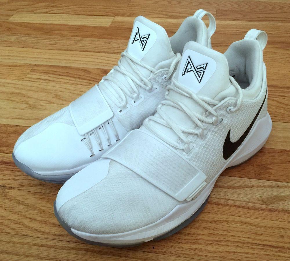 Nike PG 1 Sz 10.5 Shoes Paul George PG13 Basketball 878627