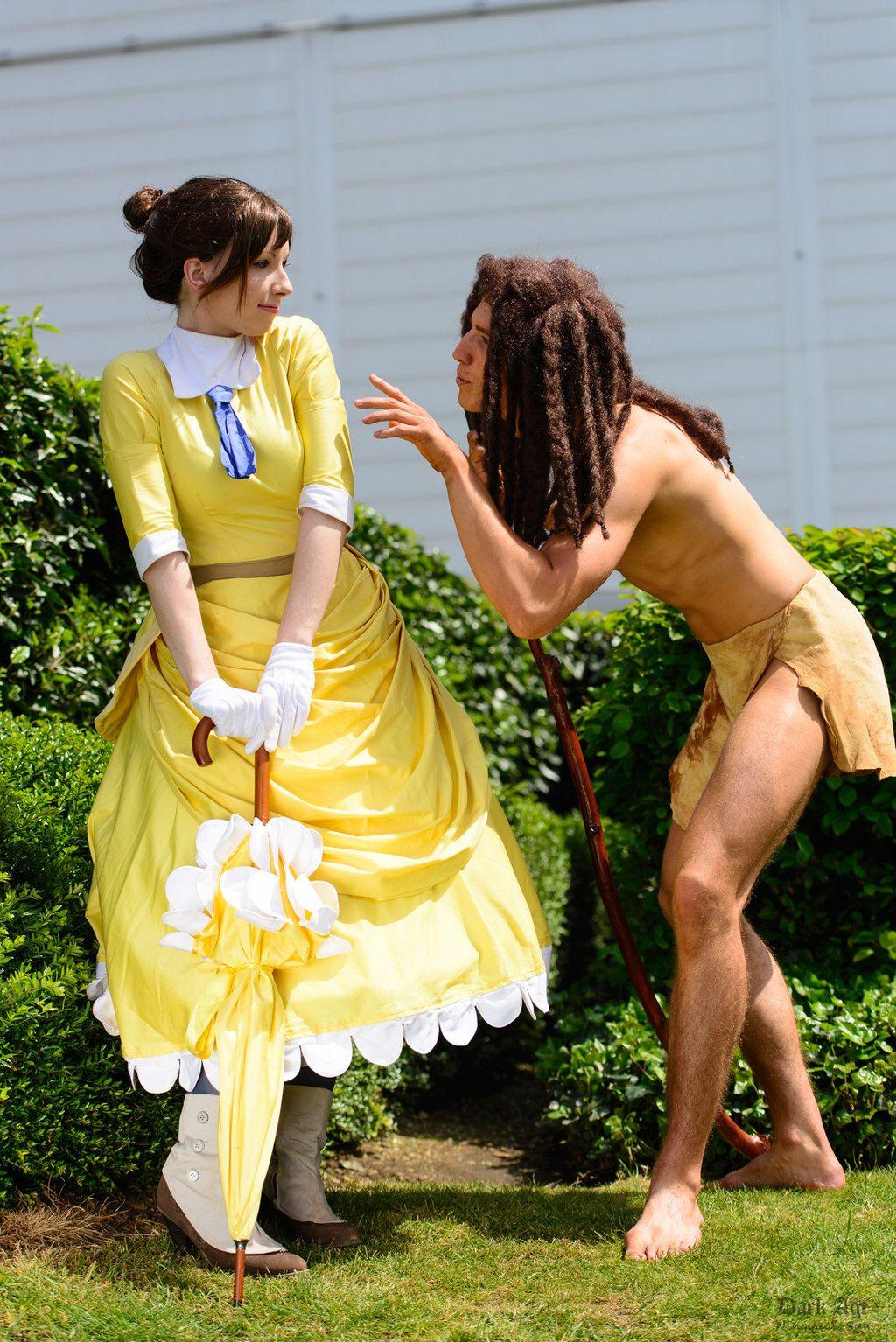 Tarzan jane porn