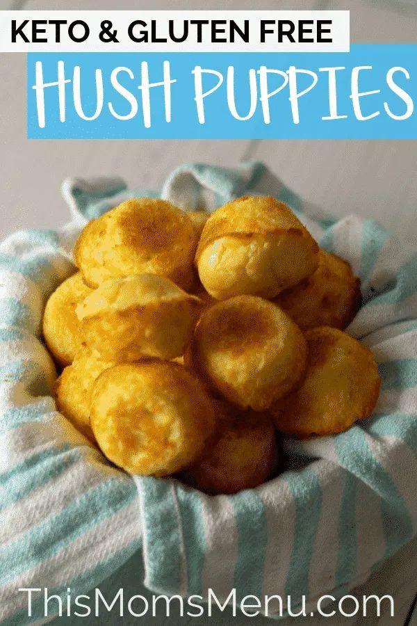 Low Carb Hush Puppies Recipe Food Recipes Low Carb Recipes Food