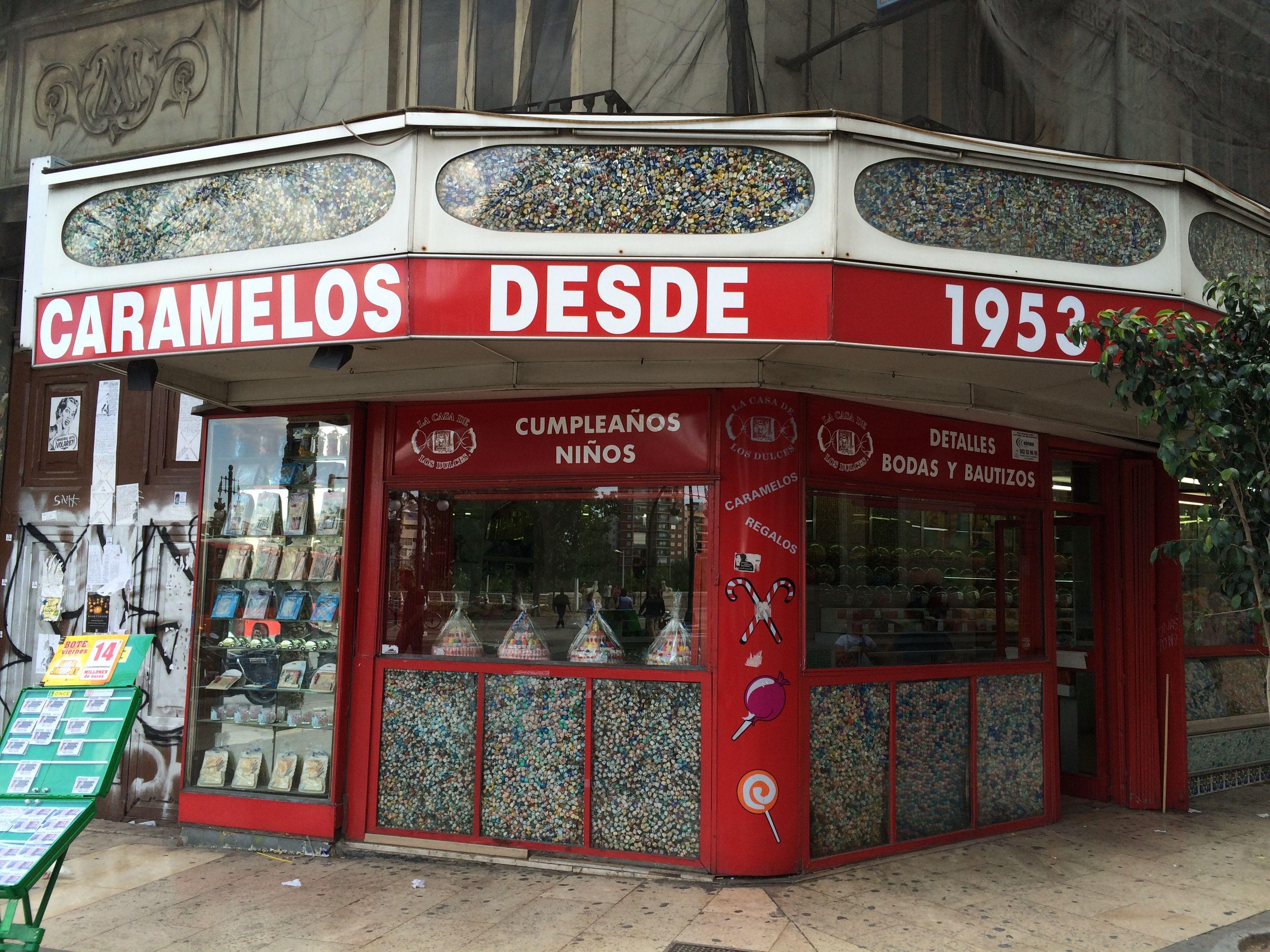Valencia casa de los caramelos desaparecida en noviembre de 2017 valencia en 2019 pinterest - Casa de los caramelos valencia ...