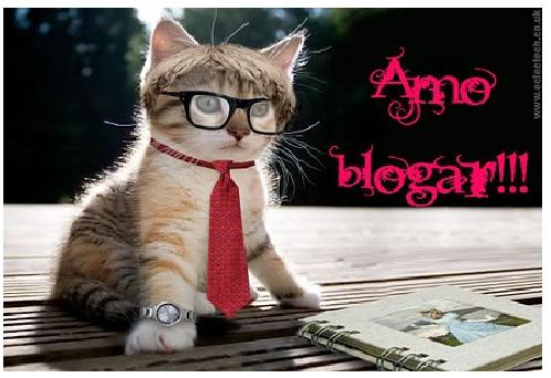 Mi compañero en el Blog