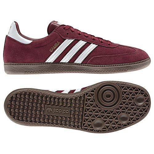Adidas Samba OG Shoes Born on the soccer field, the Samba