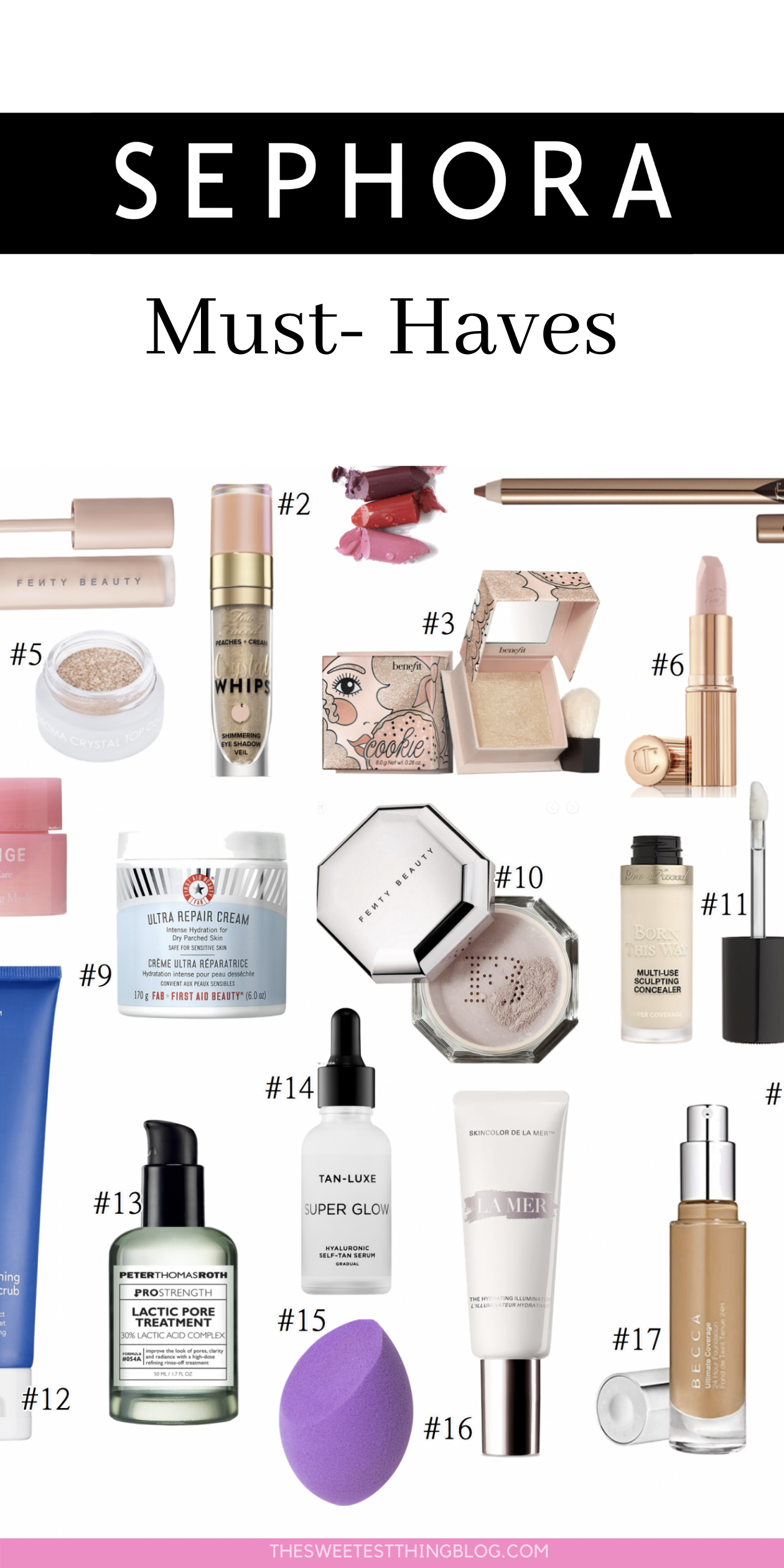 Sephora Must Haves Vib Sale Event 2019 Best Makeup And Beauty Products And Tools For Women In 2020 Sephora Eyeliner Best Makeup Products Sephora Liquid Lipstick