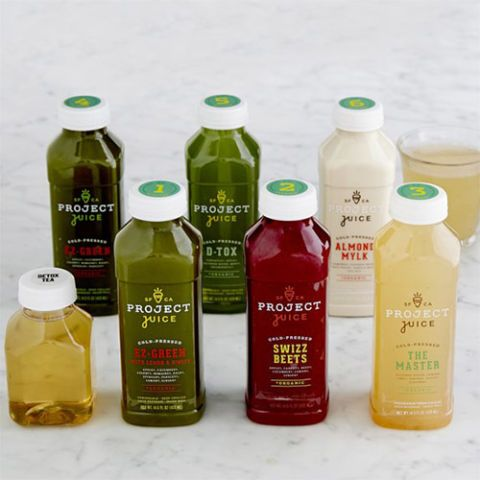 The Best Juice Cleanses to Try This Spring | Healthy Living