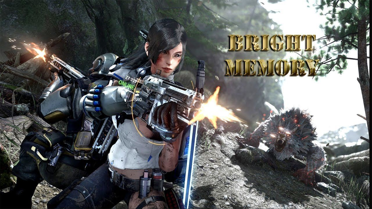 Bright Memory Mobile APK is an FPS game with amazing
