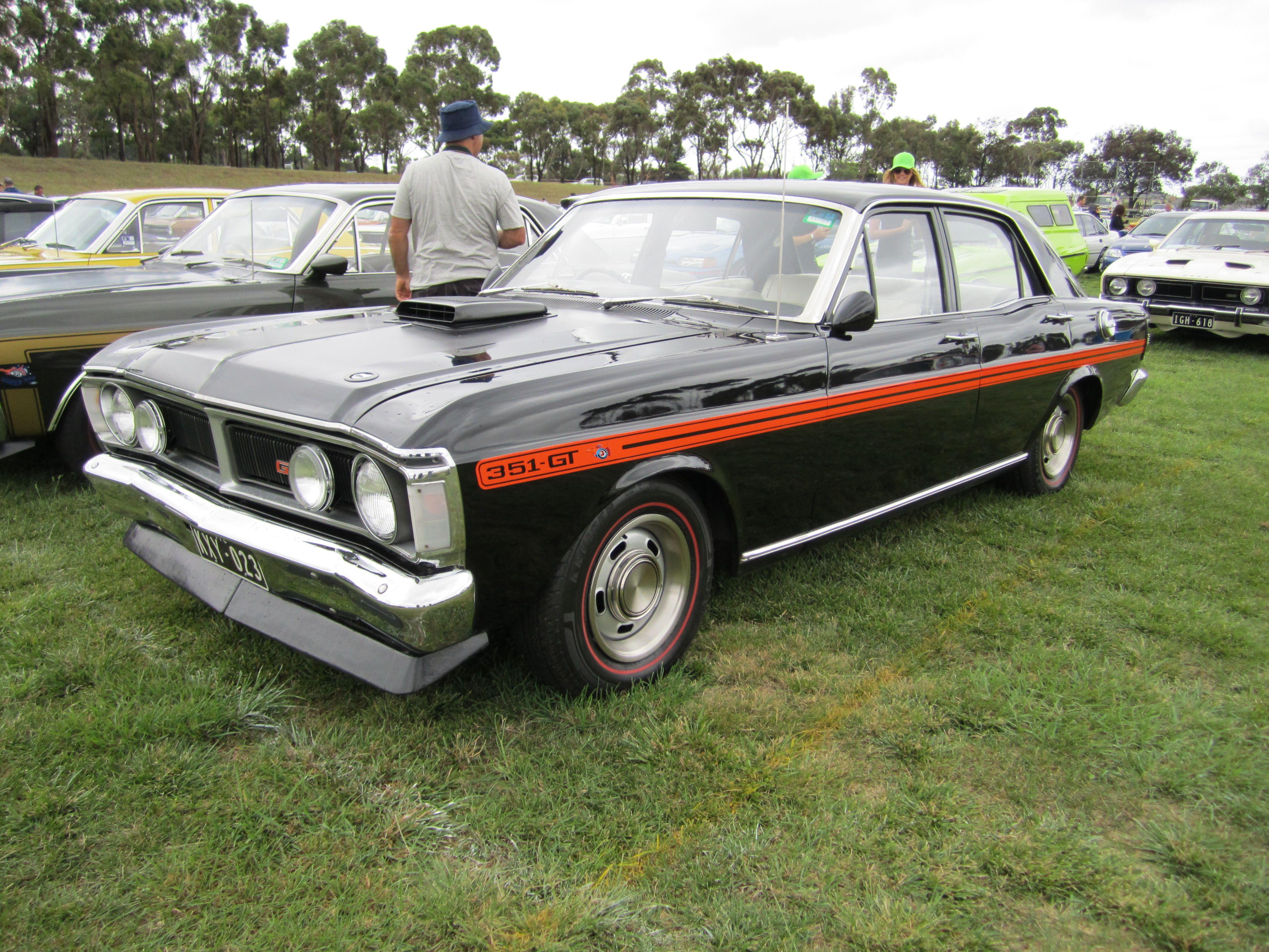 Onyx Black Xy Gtho 1 Of Australian Cars Aussie Muscle Cars Australian Muscle Cars