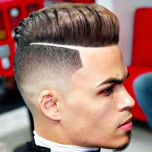 Type Of Haircuts For Guys Awesome 9 Diffe Hairstyles In 1 Haircut â Men