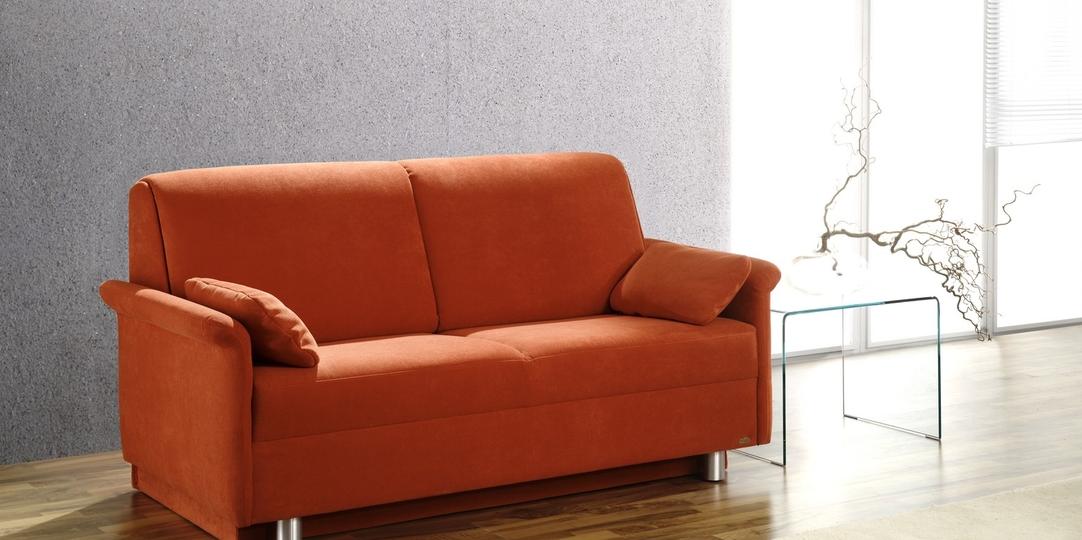 Schlafcouch Sedda Orbit 2 Sitzgarnitur Haus Deko Sitzen