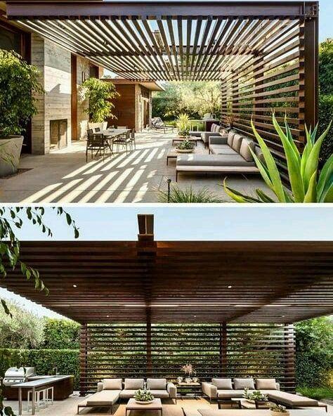 Estructuras a la medida de tus necesidades establos for Cobertizo de madera de jardin contemporaneo