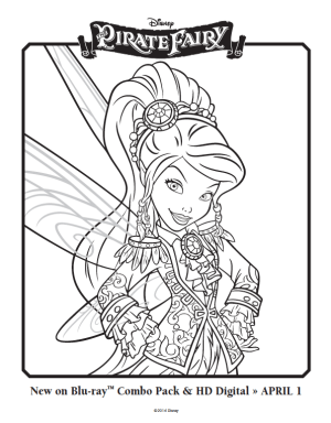 free pirate fairy coloring pages with images  tinkerbell coloring pages fairy coloring pages