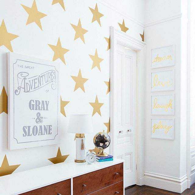 You're A Star! These Star Decals Will Bring The Simple