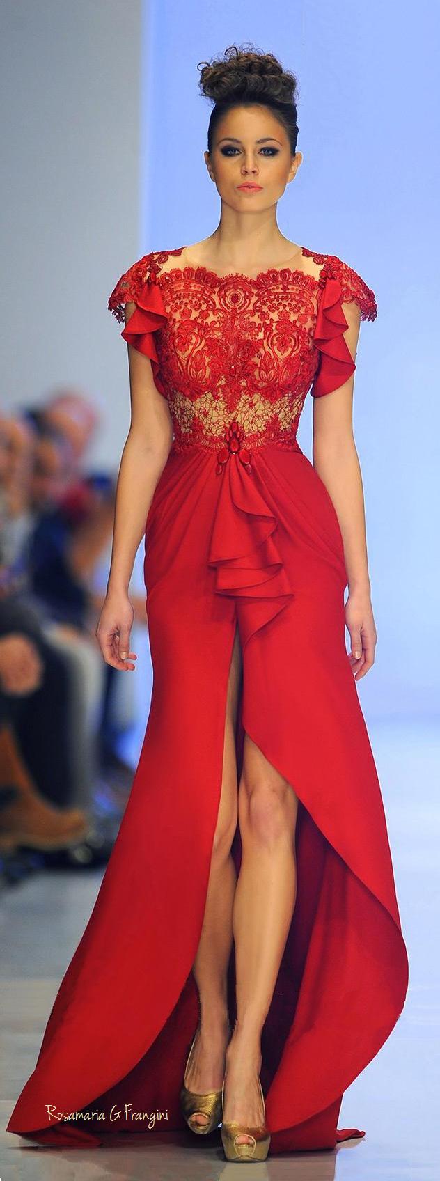 Fashion Dresses | Rosamaria G Frangini || MNM Fouad Sarkis