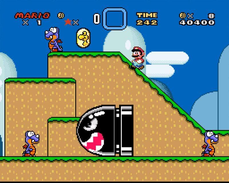 Super mario world snes | Super mario world, Super mario, Mario