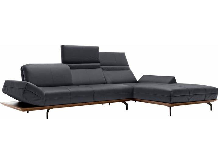 Hulsta Sofa Eck Couch Hs 420 Schwarz In 2020 Hulsta Sofa Polsterecke Sofa