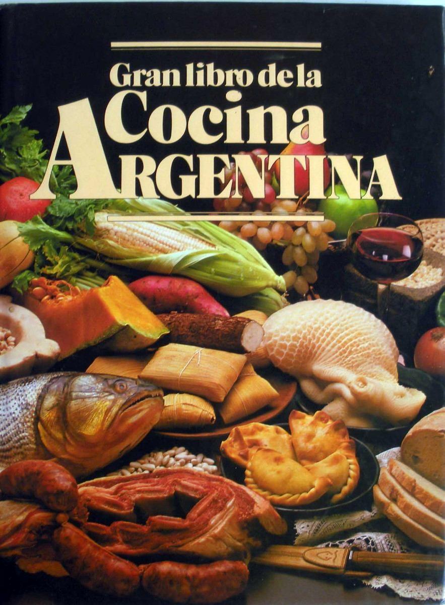 T tulo gran libro de la cocina argentina ubicaci n for Ubicacion de cocina