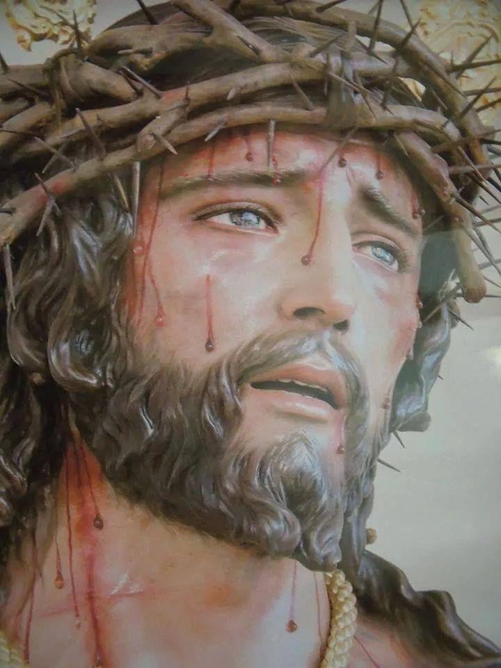 Divino Rostro De Jesus Ruega Por La Paz Del Mundo Jesús
