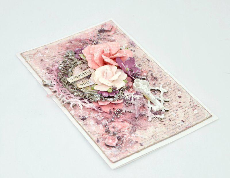 Card: Creating soul