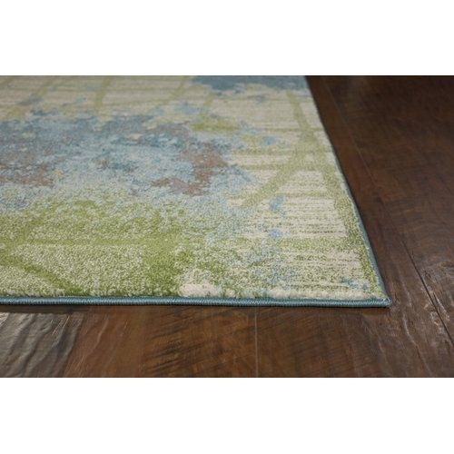 Dunmore Abstract Green Area Rug Area Rugs Green Area Rugs Rugs