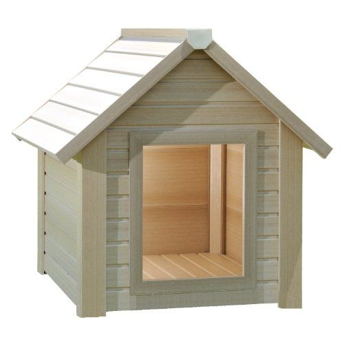 Newagepet Eco Concepts Bunkhouse Style Large Dog House Uses