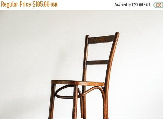 Bentwood Chair Thonet Chair Cafe Chair Bentwood By Littlecows