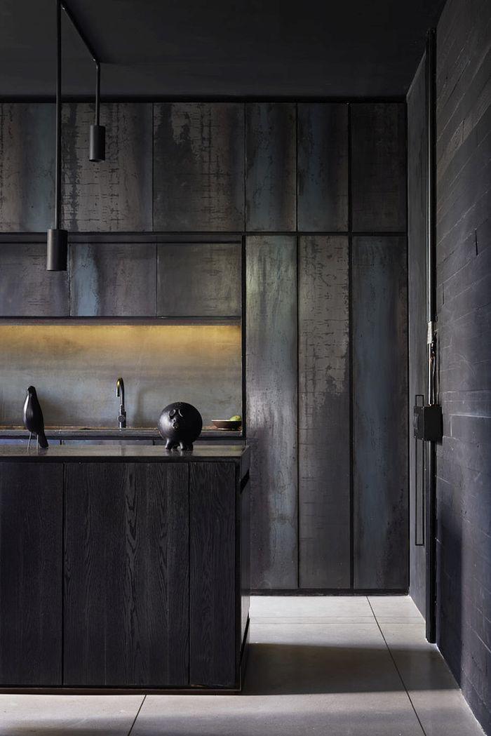 une maison d 39 architecte casablanca pens e comme un riad. Black Bedroom Furniture Sets. Home Design Ideas