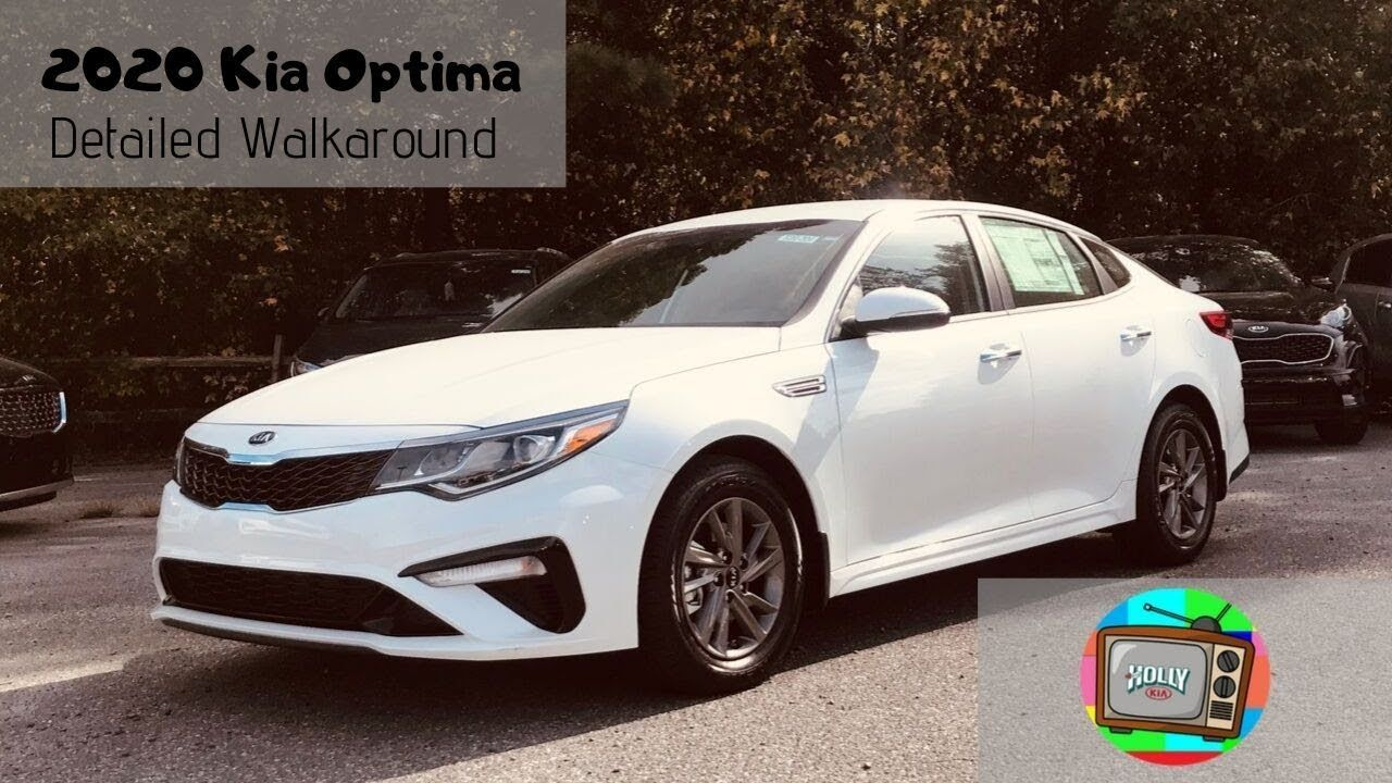 Walkaround Video For The 2020 Kia Optima Find Out Why It S The Beat Optima Yet Kia New Cars
