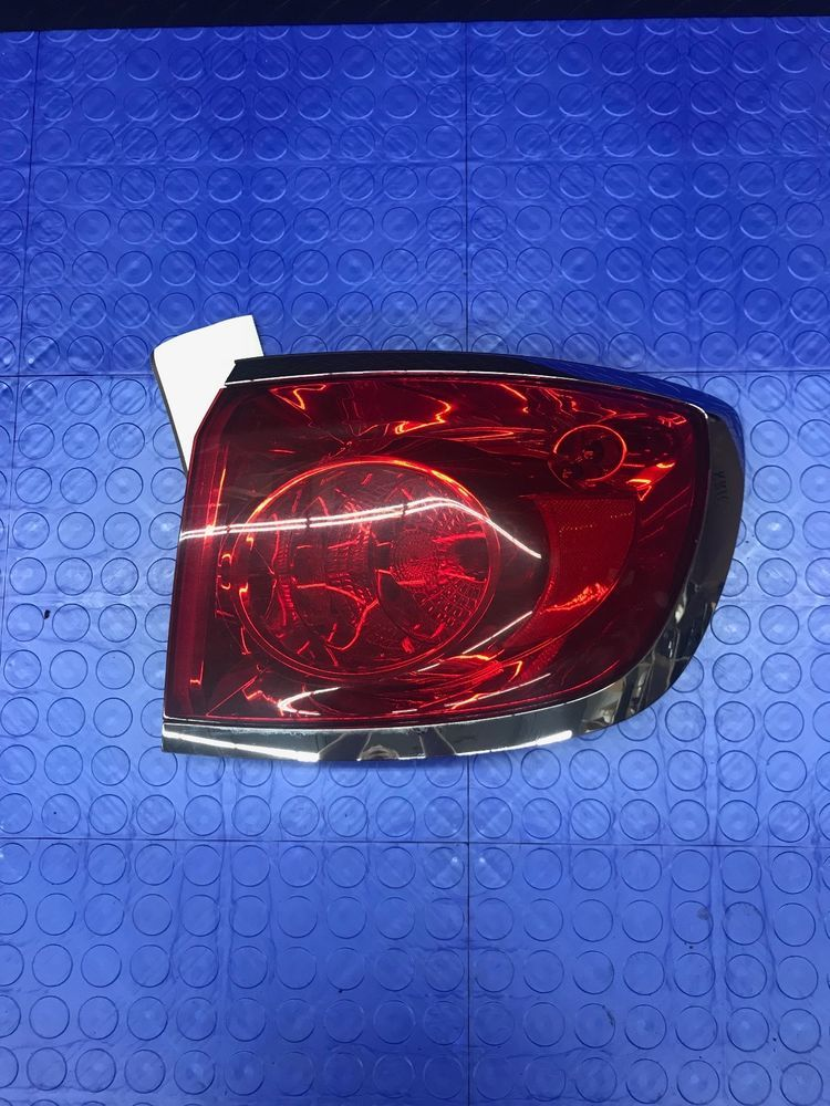 Oe Genuine Gm Buick Enclave Part Rh Right Passenger Tail Light Lamp Assembly Buick Buick Enclave Tail Light Buick