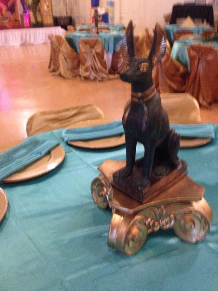 Egyptian Baby Shower Party Ideas | Photo 1 Of 22