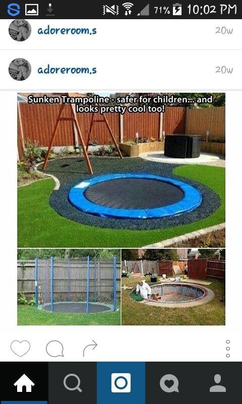 Safer for the kids