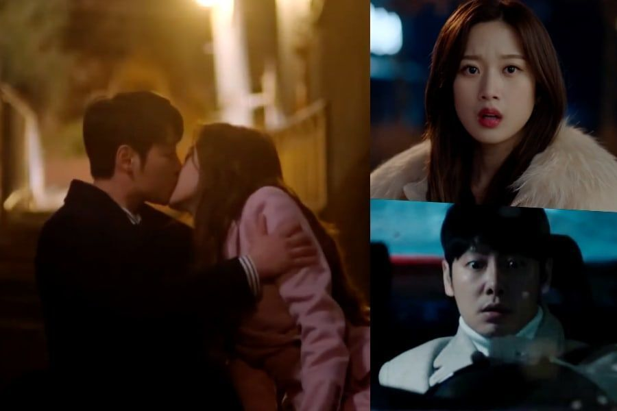 "Watch: Moon Ga Young And Kim Dong Wook Find Love Through Adversity In ""Find Me In Your Memory"""