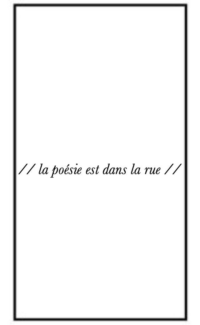 La Poesie Est Dans La Rue The1975 Mattyhealy The 1975 Tattoos Lyric Tattoos The 1975 Lyrics