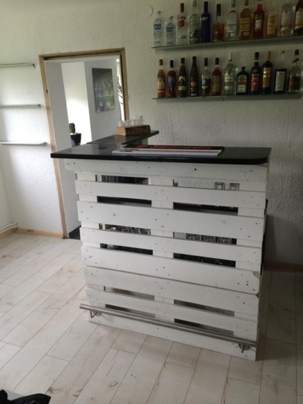 Bar aus europaletten zu verkaufen (Schramberg) - Baumaterial Holz - k che aus paletten bauen