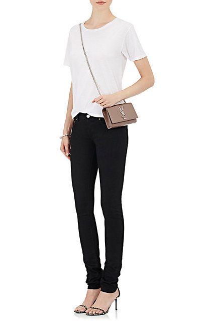 Saint Laurent Monogram Kate Small Chain Bag - Clutches - 504645730 ... 41997f37d0917